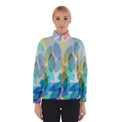 Leaf Rainbow Color Winterwear