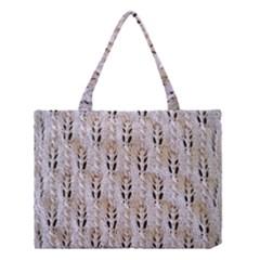 Jared Flood s Wool Cotton Medium Tote Bag
