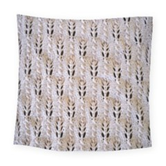 Jared Flood s Wool Cotton Square Tapestry (large)