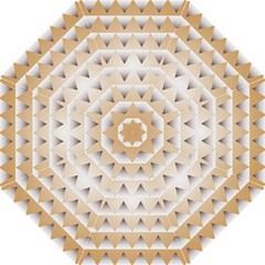 Pattern Retro Background Texture Golf Umbrellas