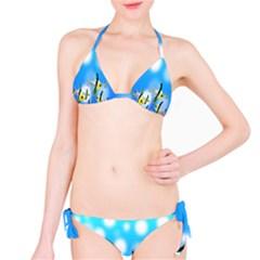 Pisces Underwater World Fairy Tale Bikini Set