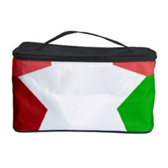 Star Flag Color Cosmetic Storage Case