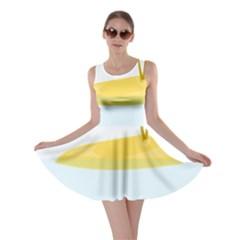 Summer Sea Beach Skater Dress