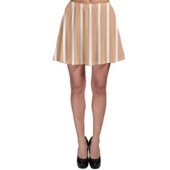 Symmetric Grid Foundation Skater Skirt