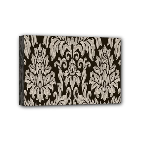 Wild Textures Damask Wall Cover Mini Canvas 6  x 4