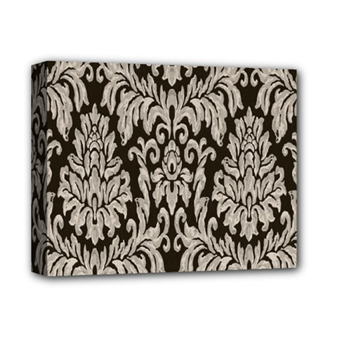 Wild Textures Damask Wall Cover Deluxe Canvas 14  x 11