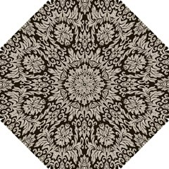 Wild Textures Damask Wall Cover Hook Handle Umbrellas (Small)