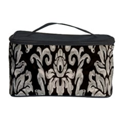 Wild Textures Damask Wall Cover Cosmetic Storage Case
