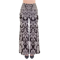Wild Textures Damask Wall Cover Pants