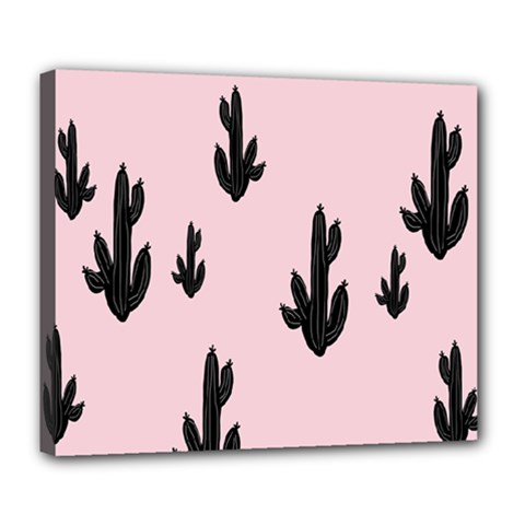 Tree Kartus Pink Deluxe Canvas 24  x 20