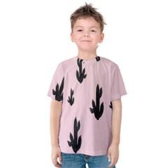 Tree Kartus Pink Kids  Cotton Tee