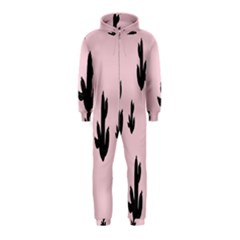 Tree Kartus Pink Hooded Jumpsuit (Kids)