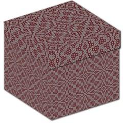 Simple Indian Design Wallpaper Batik Storage Stool 12