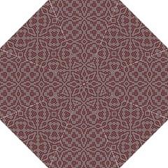Simple Indian Design Wallpaper Batik Hook Handle Umbrellas (Large)