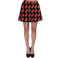Watermelon Skater Skirt