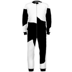 Giant Schnauzer Silo OnePiece Jumpsuit (Men)