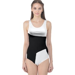 Giant Schnauzer Silo One Piece Swimsuit