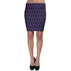 Psychedelic 70 S 1970 S Abstract Bodycon Skirt