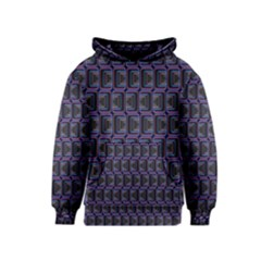 Psychedelic 70 S 1970 S Abstract Kids  Pullover Hoodie