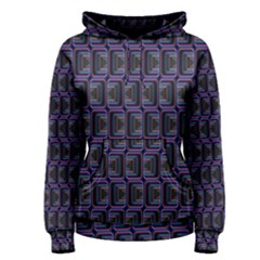 Psychedelic 70 S 1970 S Abstract Women s Pullover Hoodie