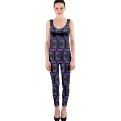 Psychedelic 70 S 1970 S Abstract OnePiece Catsuit