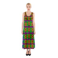 Gershwins Summertime Sleeveless Maxi Dress