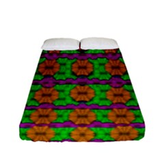 Gershwins Summertime Fitted Sheet (Full/ Double Size)