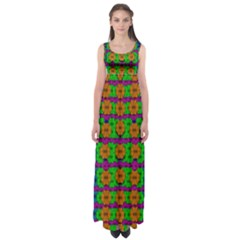 Gershwins Summertime Empire Waist Maxi Dress