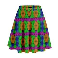 Gershwins Summertime High Waist Skirt