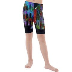 Science Center Kids  Mid Length Swim Shorts