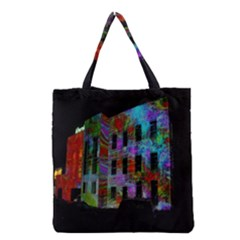 Science Center Grocery Tote Bag