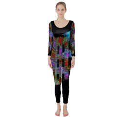 Science Center Long Sleeve Catsuit