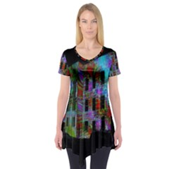 Science Center Short Sleeve Tunic