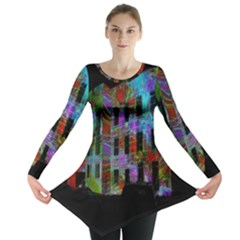 Science Center Long Sleeve Tunic