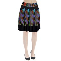 Science Center Pleated Skirt