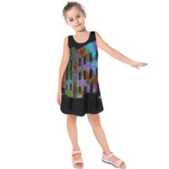 Science Center Kids  Sleeveless Dress