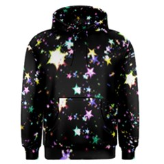 Star Ball About Pile Christmas Men s Pullover Hoodie
