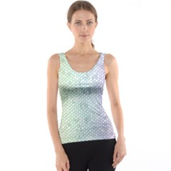 The Background Wallpaper Mosaic Tank Top