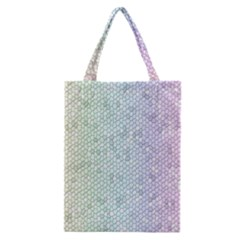 The Background Wallpaper Mosaic Classic Tote Bag