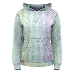The Background Wallpaper Mosaic Women s Pullover Hoodie