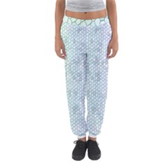 The Background Wallpaper Mosaic Women s Jogger Sweatpants