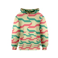 Exturas On Pinterest  Geometric Cutting Seamless Kids  Pullover Hoodie