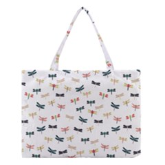 Dragonflies Animals Fly Medium Tote Bag