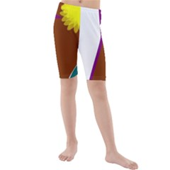 Stiletto  Kids  Mid Length Swim Shorts