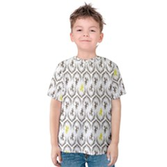 Garden Tree Flower Kids  Cotton Tee