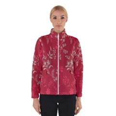 Leaf Flower Red Winterwear