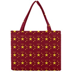 Chinese New Year Pattern Mini Tote Bag