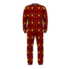 Chinese New Year Pattern OnePiece Jumpsuit (Kids)