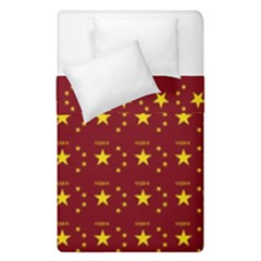 Chinese New Year Pattern Duvet Cover Double Side (Single Size)