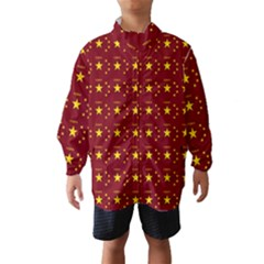 Chinese New Year Pattern Wind Breaker (Kids)